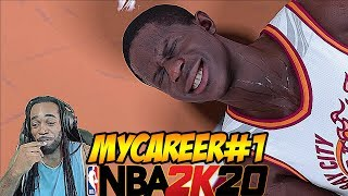 NBA 2K20 MYCAREER