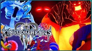 Zagrajmy w: Kingdom Hearts 3 #2 - W cieniu tytanów!