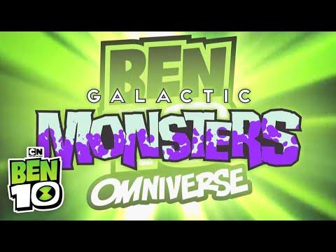 Ben 10 Omniverse: Galactic Monsters | Cartoon Network ...