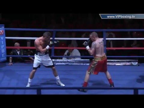 RP Davies (Ryan Davies) vs Lewis van Poetsch (6x3)