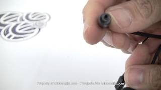 Cable cargador USB 10 en 1 para iPhone®, MiniUSB, MicroUSB, PSP y otros distribuido por CABLEMATIC ®
