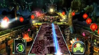 Guitar Hero Custom - Blue Blast Winning the Rainbow