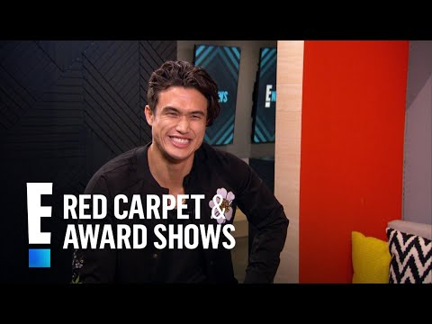 "Charles Melton Plays ""One Word Reaction"" Game 