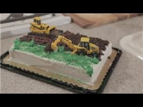 Fun Meals For Kids Construction Cake Decorating Ideas You