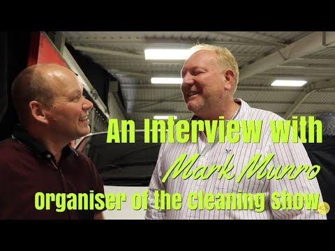 Meet The Window Cleaning Trade. The Mark Munro Interview
