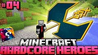 Die HÄRTESTE AXT ÜBERHAUPT?! - Minecraft Hardcore Heroes 4 #04 [Deutsch/HD]