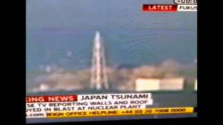 Japan Nuclear Power Plant Explosion - Fukushima - Powered By Distort Gaming Eco