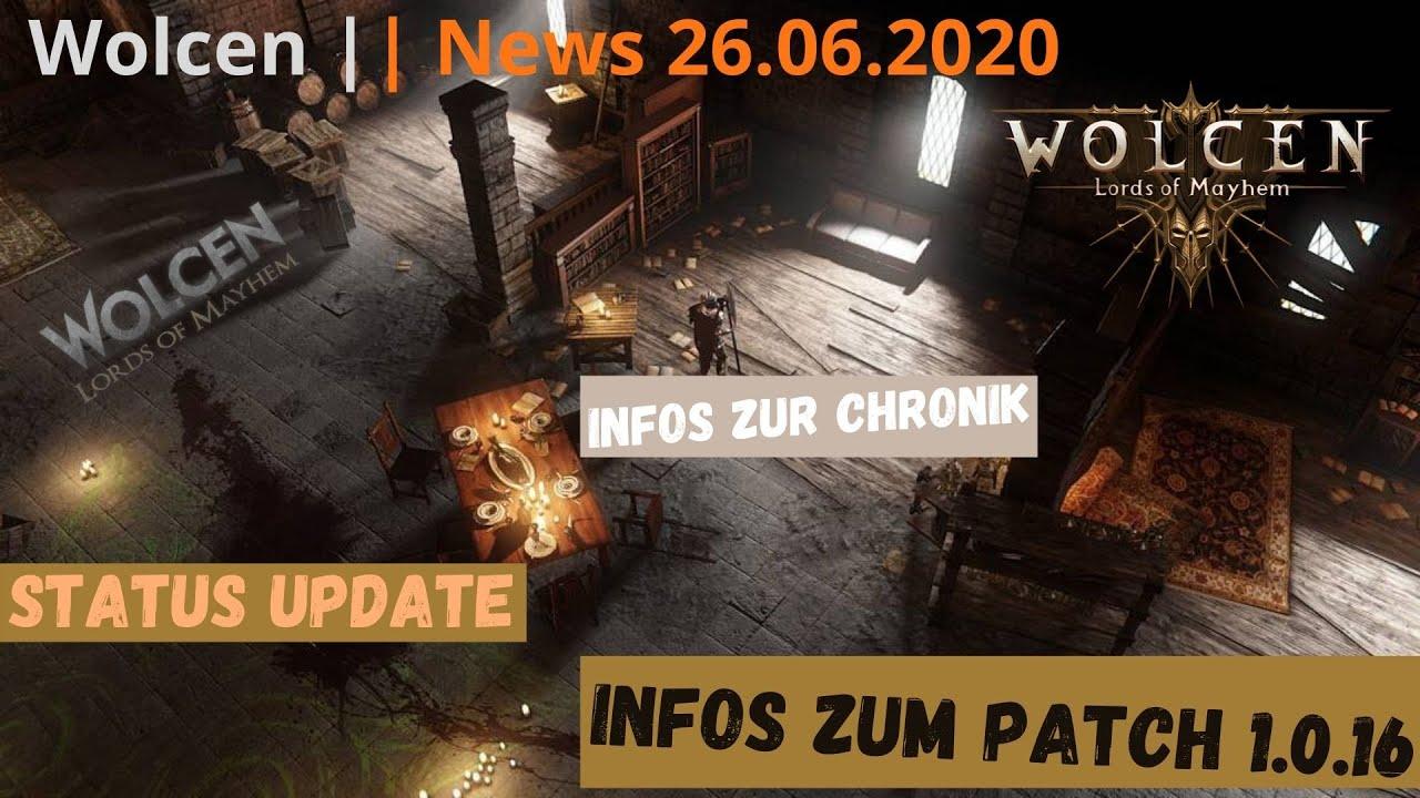 Status Update Deutsch