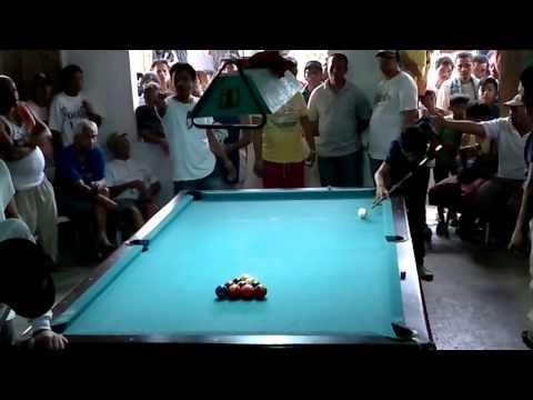 """Efren """"Bata"""" Reyes VS Edwin """"Itek"""" Gamas (Santa Cruz,Laguna)"""