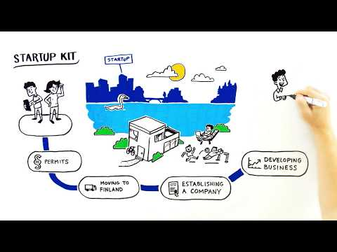 Kickstart your new business in Finland with Startup Kit
