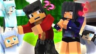 Babies with Aaron | Minecraft MyStreet Hide and Seek
