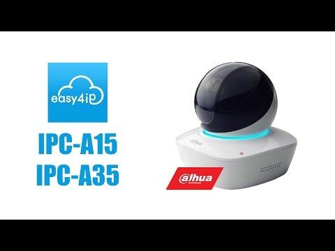 Dahua Easy4ip home wifi model A15 & A35