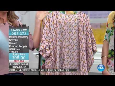 HSN | Melissa McCarthy Fashions:Styling Manhattan . http://bit.ly/2NDDe2S