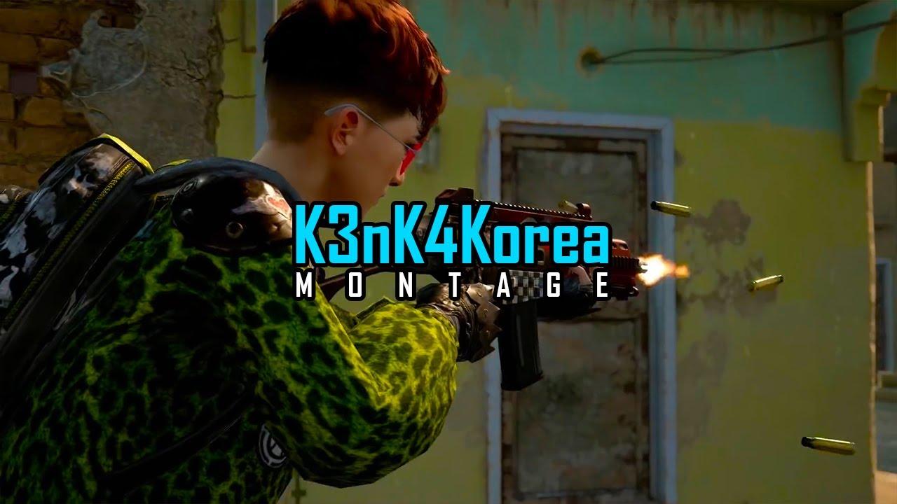 프로지망생의 깔끔한 에임 'K3nK4korea'|배그 매드무비 PUBG Montage [FPP]