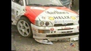 Tributo Rallyes en Canarias