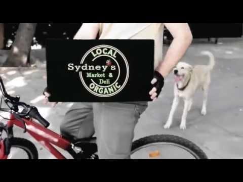 Sydney's Heaalth Market now Sydney's Organic Market - Love Local!