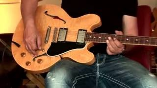 2013 Gibson 1959 ES-335 TDN, blonde, Part3