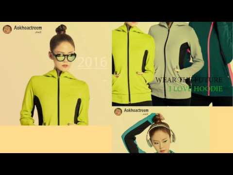 Áo Khoác Limeorange - I Love Hoodie 7 - Wear The Future 2016