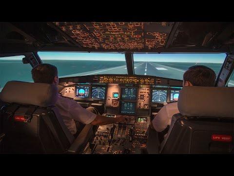 Azerbaijan Airlines Flight Training Center
