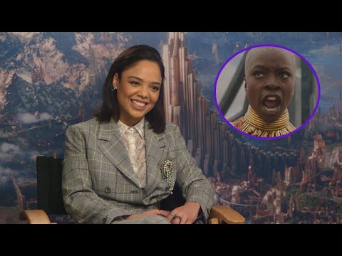 'Thor: Ragnarok' Star Tessa Thompson Wants to Team Up With 'Black Panther' Warriors Exclusive