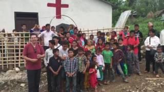 Notícias Missões 24h - Gideões no Nepal - Miss. Luciano Fermino