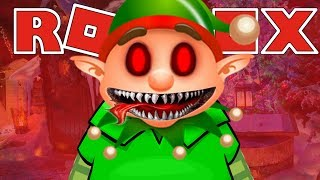 RUN FROM THE EVIL ELF | Roblox Adventures - Roblox Gameplay