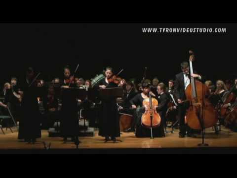 Centennial HS Orchestra Concert 2009 - Pachelbel Canon
