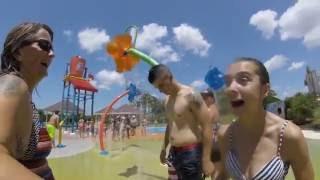 Summer Waves Waterpark on Jekyll Island (July 28, 2016)