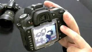 Hands On With Nikon D90