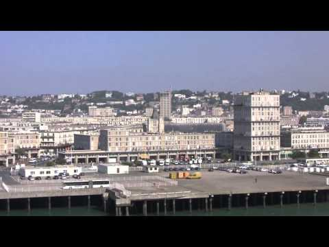 The Port of Le Havre, Haute-Normandie, France - 16th Septemb