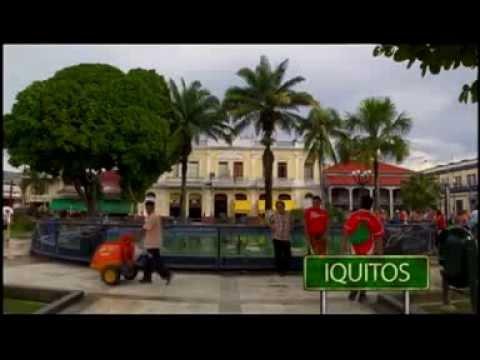 Reportaje al Perú: Loreto, un crucero por la selva feliz (parte I) - cap 1
