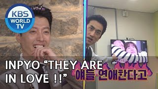 Yoonhee & Donggun's love story [Happy Together/2018.12.27]