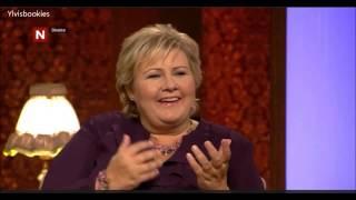Ylvis - Guest Erna Solberg & Medieval bards - IKMY 16.09.14 (Subtitled)