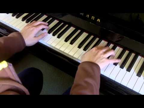 ABRSM Piano 2013-2014 Grade 3 A:6 A6 Mozart Menuet in A Nannerl Notebook No.12 Slow Demo