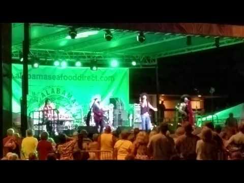 Shrimp Festival Gulf Shores Alabama 100915