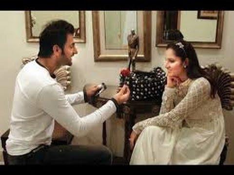 Sania Mirza And Shoaib Malik Wedding Pictures