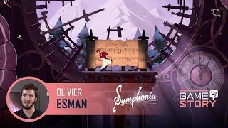 GAME STORY : SYMPHONIA Interview de Olivier ESMAN, Music & Sound Designer, sur le jeu « Symphonia » Incarnez un violoniste et réveillez un immense ...