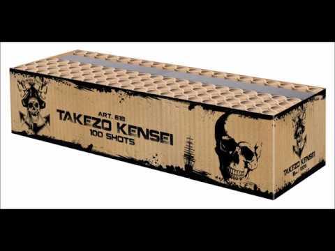 Takezo Kensei---Broekhoff Vuurwerk