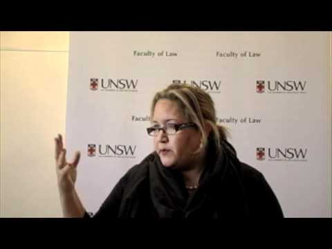 From QLD to the UN: An Indigenous lawyer's path to the United Nations: UNSW Law Professorial Lecture