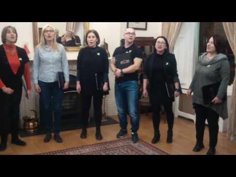 Secret Garden Singers Band in Dublin