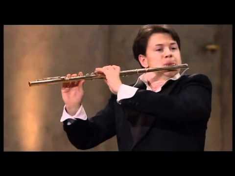 Rodrigo - Concierto pastoral pour flûte - II.- Loïc Schneider