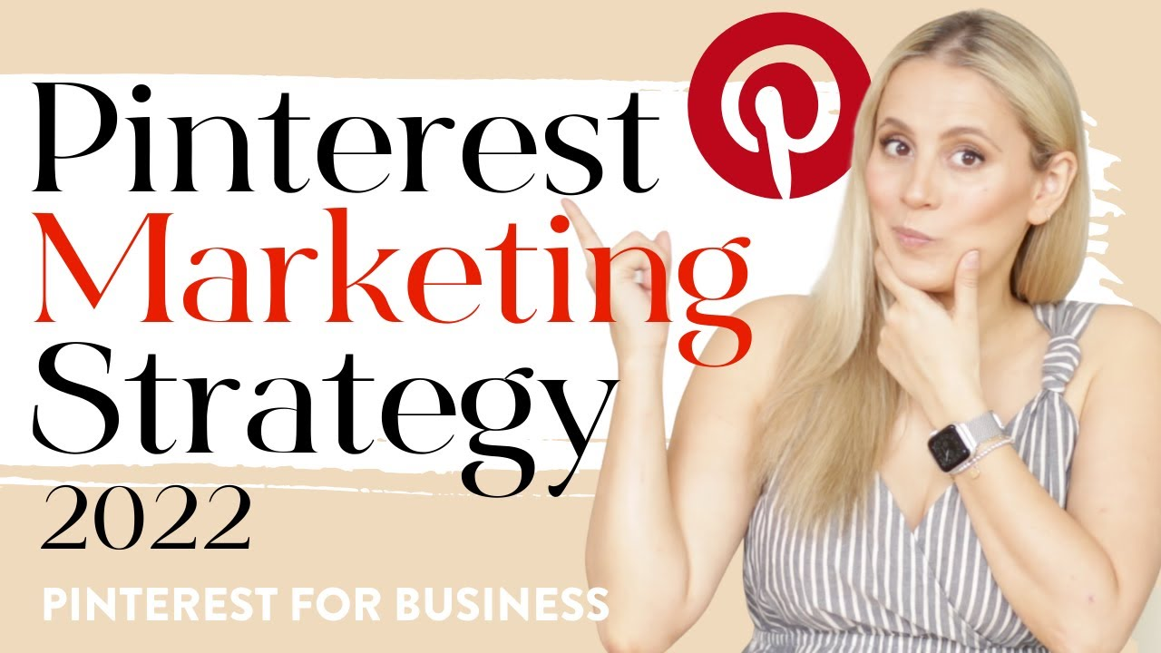 Pinterest Marketing Strategy 20 REVEALED   How to use Pinterest for  Business in 20 Steps
