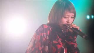 2018/1/6に行われたRHYMEBERRY(ライムベリー)のライブでの「B-GIRLイズ...