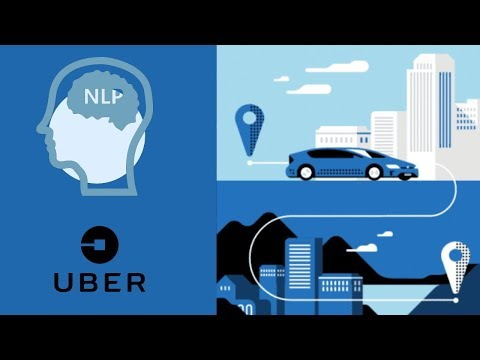 Machine Learning at Uber (Natural Language Processing Use Cases)