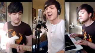 Figure Me Out - The Summer Set COVER - Adam Denby