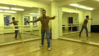 Клубные танцы для мужчин