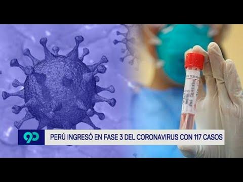 Qué significa ingresar a la fase 3 del coronavirus? - YouTube