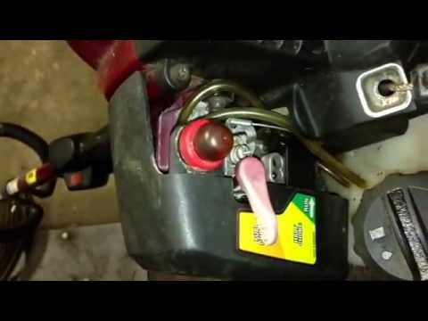 weed eater carburetor diagram motor rtd wiring adjusting carb without special tool - youtube