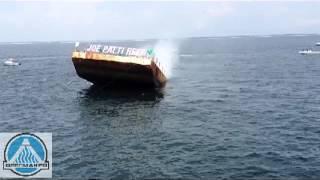 Joe Patti Barge Sinking