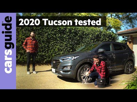 Hyundai Tucson 2020 Review: Highlander